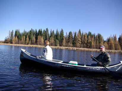 mario sandra canoeing_resize